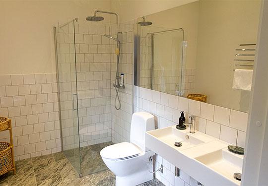Exklusiva badrum